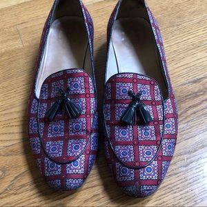 Jcrew size 10 collection loafers
